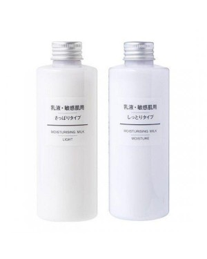 MUJI - Sensitive Skin Moisturising Milk