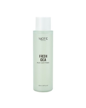 Nacific - Fresh Cica Plus Toner - 150ml