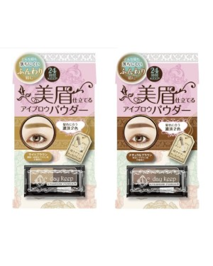 Naris Up - Day Keep 24 Hours Long Lasting Eyebrow Powder