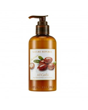 NATURE REPUBLIC - Argan Essential Deep Care Conditioner - 300ml