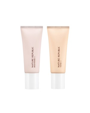 NATURE REPUBLIC - Nature Origin CC SPF30 PA++ - 45g