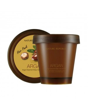NATUREREPUBLIC - Argan Essential Deep Care Hair Pack