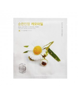 NATURE REPUBLIC - Real Nature Hydrogel Mask - Chamomile