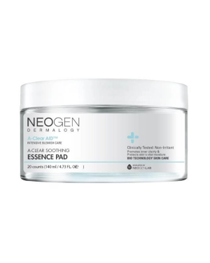 NEOGEN Dermalogy - A-clear Aid Soothing Essence Pad - 140ml