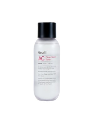 Neulii - AC Clean Saver Toner - 100ml