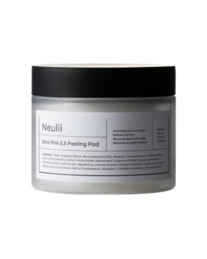 Neulii - BHA PHA 5.5 Peeling Pad - 70pcs