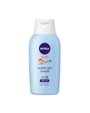 NIVEA Japan - Gel d'eau Sun Protect pour enfants SPF28 PA++ - 120g