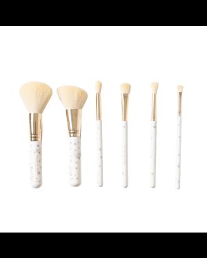 NUSVAN - Set de pinceaux de maquillage (édition limitée) - Menthe - 6pcs