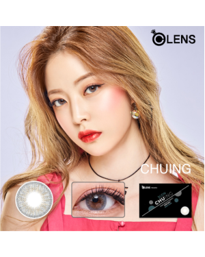Olens - Chuing 3 Con 1 Month - Gray - 2pcs
