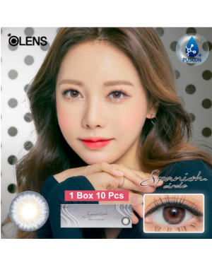 Olens - Spanish Circle 1 Day - Gray - 10pcs