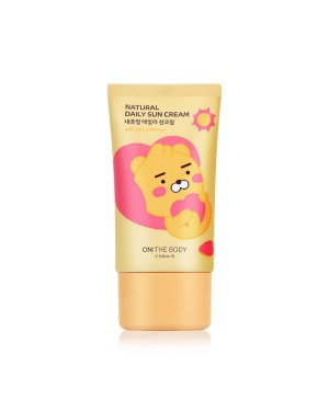 ON THE BODY - Little Ryan Natural Daily Sun Cream (SPF50+ PA+++) - 50ml