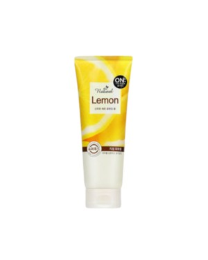ON THE BODY - The Natural Lemon Mousse nettoyante - 200g
