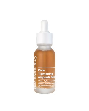One-day's you - Pore Tightening Ampoule Serum - 20ml