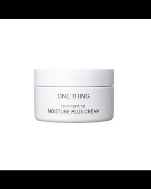 ONE THING - Crème Moisture Plus - 50ml