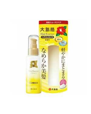 OSHIMA TSUBAKI - Hair Essence - 100ml
