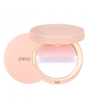Peach C - Honey Glow Cover Cushion SPF50+ PA+++ - 15g