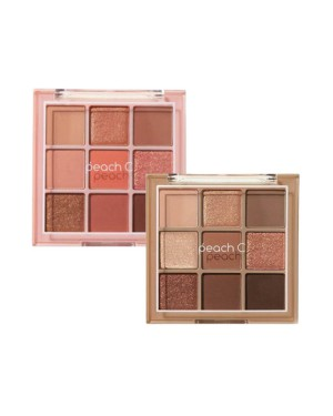 Peach C - Soft Mood Eyeshadow Palette - 18g