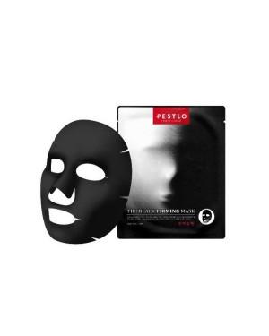 PESTLO - Le masque raffermissant noir - 1pc