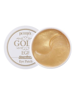 PETITFEE - Premium Gold & EGF Hydrogel Eye Patch - 60pcs