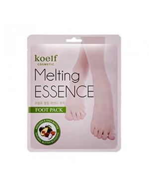 PETITFEE - Koelf - Melting Essence Foot Pack - 10pcs