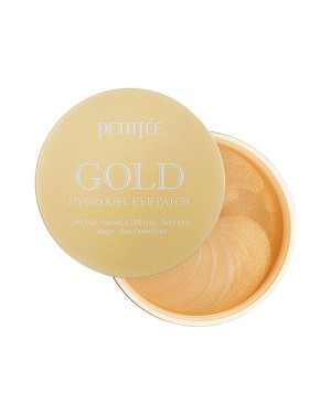 PETITFEE - Gold Hydrogel Eye Patch - 60pcs