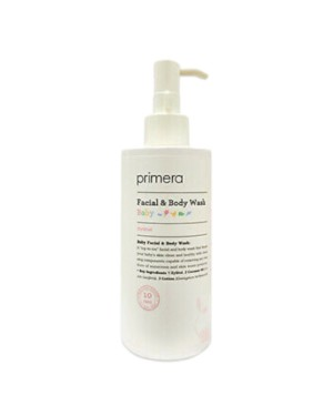 primera - Baby Facial Body Wash - 250ml