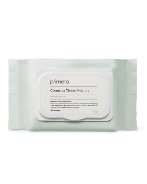 primera - Moisture Cleansing Tissue - 1pack (60pcs)