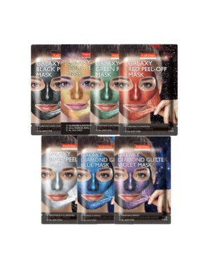PUREDERM - Galaxy Peel-off Mask
