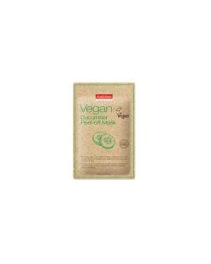 PUREDERM - Vegan Cucumber Peel-Off Mask - 10g