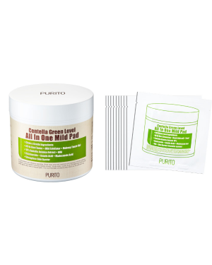 PURITO - Centella Green Level All In One Mild Pad