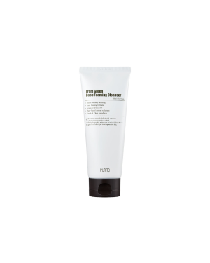 PURITO - De Green Deep Foaming Cleanser - 150ml