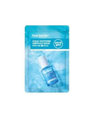 Real Barrier - Masque Ampoule Apaisant Aqua