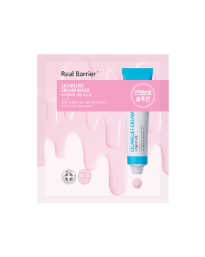 Real Barrier - Cica Relief Cream Mask
