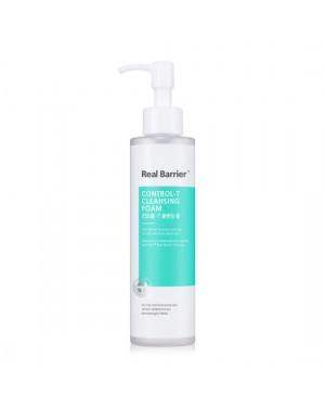 Real Barrier - Control-T Mousse nettoyante - 180ml