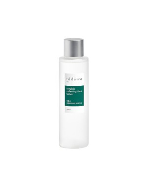 reduire - Trouble Relieving Time Toner - 200ml