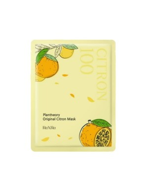 ReXRe - Masque au Citron Original Plantheory 1ea - 1pc
