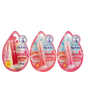 Rohto Mentholatum  - Water Lip Colour Balm SPF 20 PA++ - 1pc