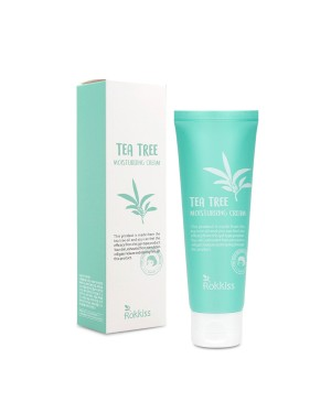 Rokkiss - Tea Tree Crème hydratante - 100ml