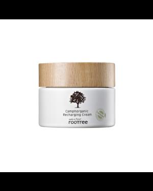 rootree - Camphorganic Recharging Crème - 60g