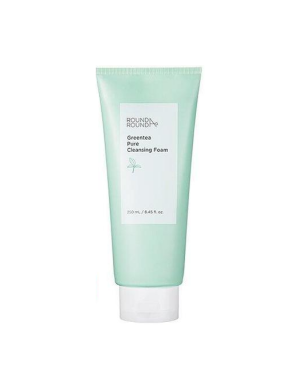 Roundaround - Green Tea Pure Cleansing Foam - 250ml