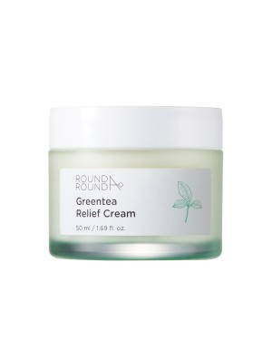 Roundaround - Green Tea Relief Cream - 100ml