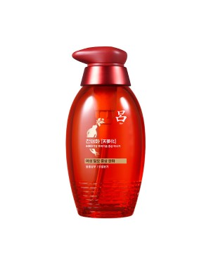 Ryo Hair - Cheonsamhwa Hair Loss Symptom Relief Shampooing Volume - Or - Brillant - 400ml