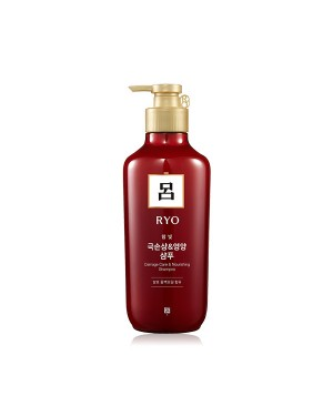 Ryo Hair - Shampooing Soin des Dommages & Nourrissant - 550ml