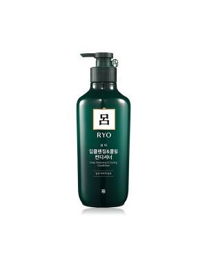 Ryo Hair - Revitalisant nettoyant et rafraîchissant en profondeur - 550ml