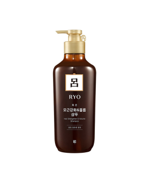 Ryo Hair - Hair Strengthen & Volume Shampooing - 550ml