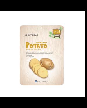 S+Miracle - Masque à l'essence de pomme de terre - 1pc