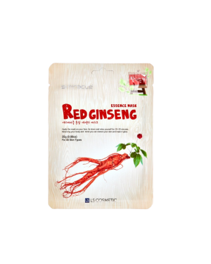 S+Miracle - Masque à l'essence de ginseng rouge - 1pc