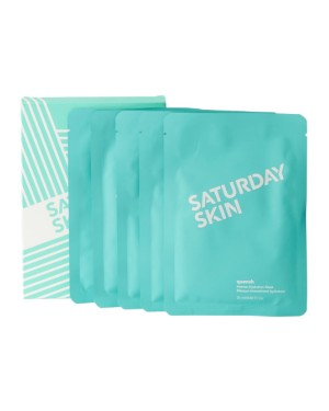 Saturday Skin - Intensive Hydration Mask - 5pcs