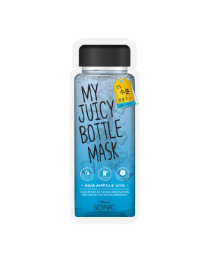 SCINIC - My Juicy Bottle Mask - Aqua - 1pc