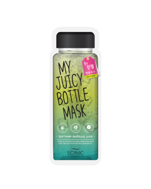 SCINIC - My Juicy Bottle Mask - Soothing- 1pc